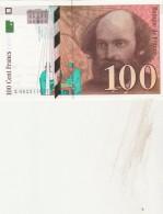 - Billet De 100 FRANCS  Cézanne  1998  NEUF - 005 - 1992-2000 Dernière Gamme