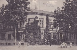 Diefenhofen Festungslazarett CACHET STEMPEL !!!!!!!!!! Carte  Allemande Feldpost - Unclassified