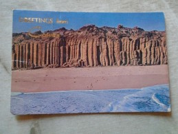 D143610  Australia - VICTORIA - Phillip Island  -The Organ Pipes - Australia