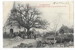 VILLERS-ROTIN  (cpa 21)   Eglise Et Arbre Sous Lequel NAPOLEON Venait Se Reposer -   - L 1 - Francia