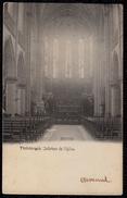 THILDONCK - INTERIEUR DE L'EGLISE - 1908 - Niet Courant - Haacht