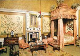1 AK England * Windsor Castle - Queen Mary´s Doll´s House - Das Schlafzimmer Des Königs *