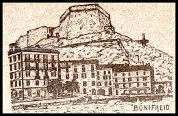 CARTE POSTALE En Liège , BONIFACIO - Other