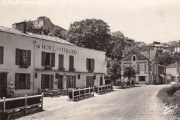 G , Cp , 16 , AUBETERRE-sur-DRONNE , Arrivée Route De Ribérac , L'Hôtel Du Périgord - France