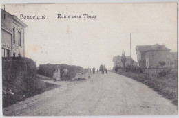 Louveigné (Sprimont) - Route Vers Theux - Sprimont