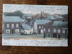 Ecaussines 1902 Panorama / Café / Edit. Delferier - Ecaussinnes