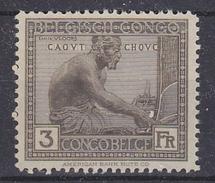 Belgisch Congo 1923 Inheemse Ambachten 3fr Mnh ** (33871) - Belgisch-Kongo