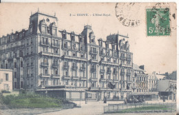 76 Dieppe Hotel Royal - Dieppe