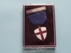 PRO DEO Et PATRIA ( JOHN RITCHIE COMPANY ) ( RANDY Olson Faith Lutheran Church ) 1964 ( Please See Photo ) !! - Otros