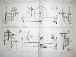 Machine à Tailler Les Roues D'engrenage - Máquinas