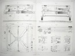 Bascule-wagonnet à Plateforme Tournante - Chemin De Fer - Tools