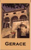 Calendarietto Plastificato GERACE 2007 (Museo Demologico Di Carmelo Zangara) - PERFETTO N13 - Calendarios