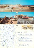 Quarteira, Portugal Postcard Posted 1977 Stamp - Faro