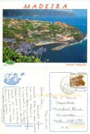 Ponta Delgada, Madeira, Portugal Postcard Posted 2015 Stamp - Madeira