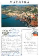 Camara De Lobos, Madeira, Portugal Postcard Posted 2003 Stamp - Madeira