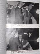 """2 Photos De La 3ème Exposition & Symposium """"WORLD TABACCO"""" Du 21 Au 25 Avril 1980 à NICE - Mestieri"""
