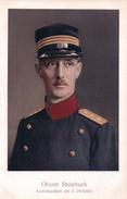Armée Suisse, Oberst Steinbuch (5756) - Personnages