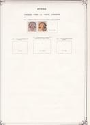 Suède - Collection Vendue Page Par Page - Timbres Neufs * (avec Charnière) / Oblitérés - Qualité B/TB
