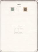 Suède - Collection Vendue Page Par Page - Timbres Neufs * (avec Charnière) / Oblitérés - Qualité B/TB - Officials