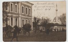 MONASTIR (SERBIE) - CARTE PHOTO - LA GRANDE MOSQUEE AVRIL 1917 - Serbie