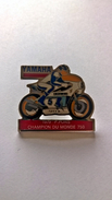 YAMAHA - 1979 - P.Pons - Champion Du Monde 750 - Motos