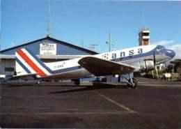 DC3 Sansa Airways Airlines DC 3 TI-SAG Airplane DC-3 San Jose, Costa Rica - 1946-....: Moderne