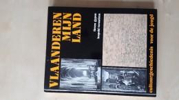 Vlaanderen Mijn Land Door Lieven Gypen En Leopold Vermeiren,vierde Druk, 1971, 167 Pp. - Books, Magazines, Comics
