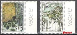 Bosnia Croatian Post - EUROPA 2001 MNH - Bosnia And Herzegovina