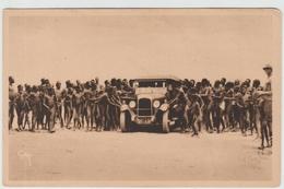 OUBANGUI CHARI - L'ACCUEIL DES ENFANTS (SAINTE THERESE) - MISSIONS DES P.P DU ST ESPRIT - Centrafricaine (République)