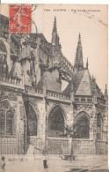 76 Dieppe  Eglise Saint Jacques - Dieppe