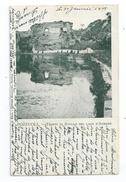 CPA Italie POZZUOLI Tempio Di Apollo Sul Lago D' Averno Précurseur 1902 - Pozzuoli