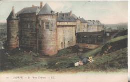 76 Dieppe Le Vieux Chateau - Dieppe