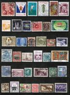 WORLDWIDE---Collection Of USED DL-262 - Stamps
