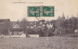 Saint-Benoist - Vue Générale - Other Municipalities