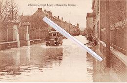 L'Union Civique Belge Secourant Les Sinistrés - Inondations
