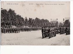 Givet - Place Du Méhul - Revue Du 14 Juillet - Le Défilé / Editions Winling - Givet