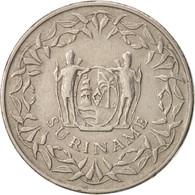 Surinam, 100 Cents, 1988, TTB+, Copper-nickel, KM:23 - Surinam 1975 - ...