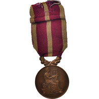 France, Sociétés Musicales Et Chorales, Medal, Good Quality, Bronze, 32.4 - Militaria