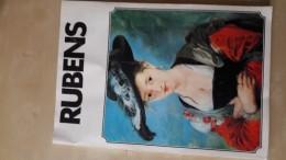 Rubens, 108 Reprodukties Verzameld En Ingeleid Door Keith Roberts, 110 Pp., Munchen, 1986 - Books, Magazines, Comics