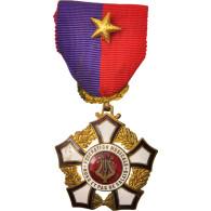 France, Fédération Musicale Du Nord-Pas-de-Calais, Medal, Très Bon état - Militaria