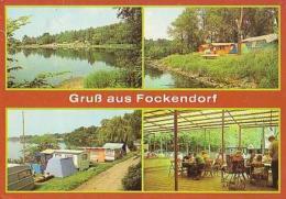 Allemagne        H538        Fockendorf ( 4 Blick ) Gruss Aus Fockendorf - Allemagne