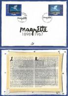 1998 - EMISSION COMMUNE AVEC LA FRANCE - CARTE SOUVENIR COB  2755 HK - Cartes Souvenir