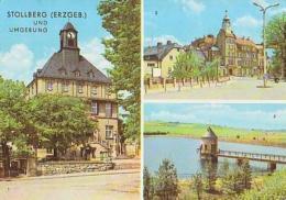 Allemagne        H582        3 Blick .Stollberg Und Emgeburg - Germany