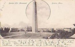 Angleterre        353        Boston Mass.Bunker Hill Monument ( états-unis , Massachussets , Nouvelle Angleterre ? ) - England