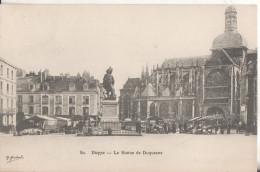 76 Dieppe Le Monument De Ququesne - Dieppe