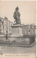 76 Dieppe La  Statue De Duquesne - Dieppe