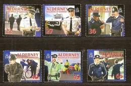 Alderney Aurigny 2003 Yvert 219-224 *** MNH Cote 12,00 Euro - Alderney
