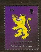 Alderney Aurigny  Micheln°  338 *** MNH Cote 20 Euro - Alderney