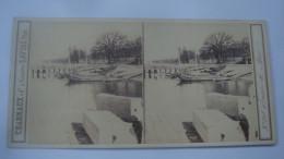 EVIAN LE PORT - Cartoline Stereoscopiche