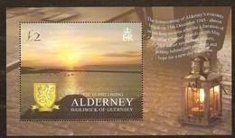 Alderney Aurigny 2005 Yvert Bloc 17 *** MNH Cote 10 Euro - Alderney